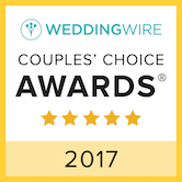 Five Years of Wedding Wire Couples Choice Award