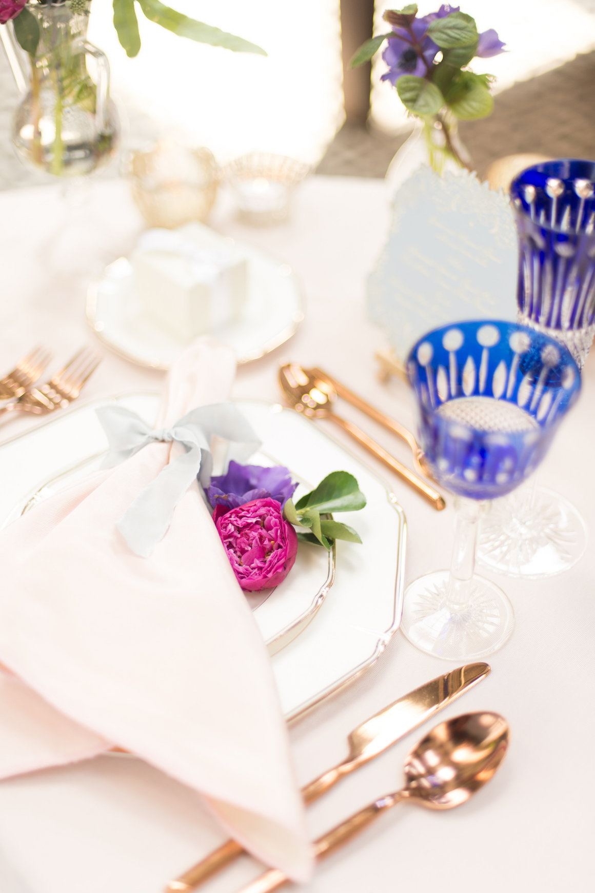 Starry Night Inspiration Featured on The Knot - Hylah White Special ...