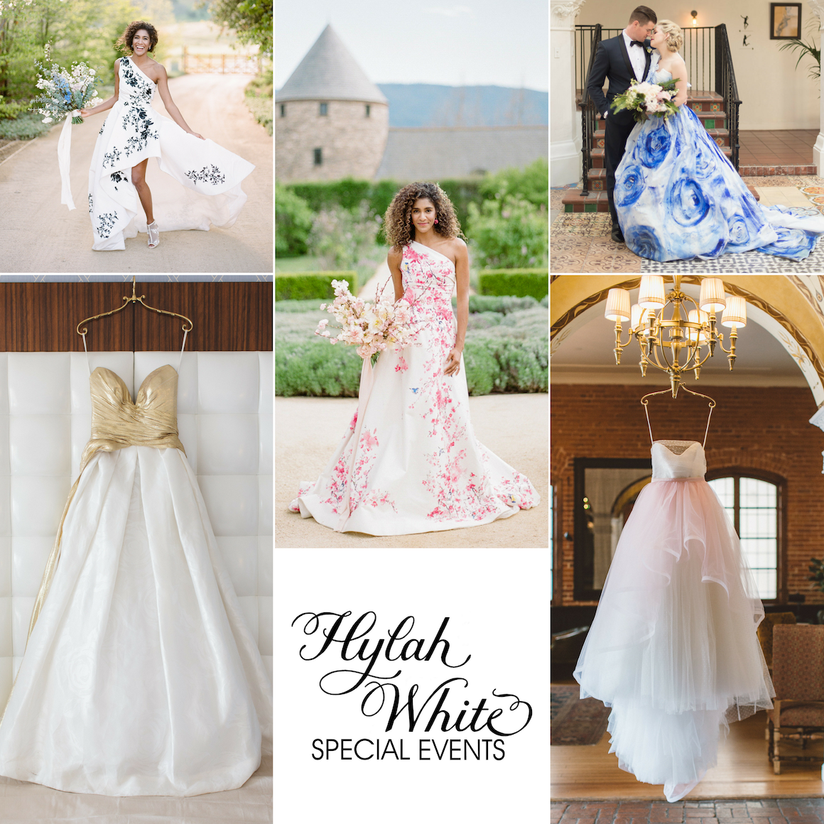 What Colours Not To Wear To A Wedding: The Colored Wedding Dresses Trend