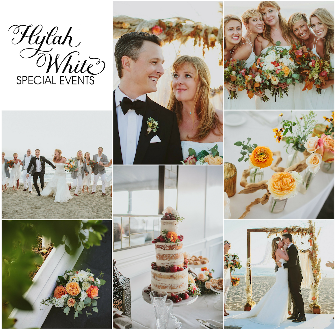 bohemian wedding, Hylah White