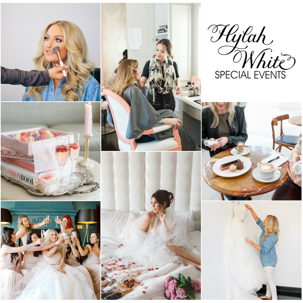 Wedding Day Wellness, Hylah White Special Events
