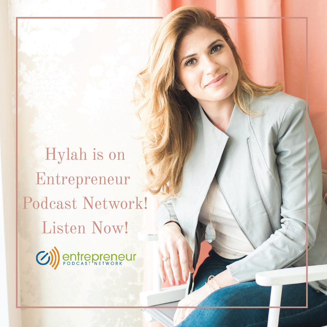 EPN Podcast, Entrepreneur, Hylah White, Entrepreneur Podcast Network, EPN