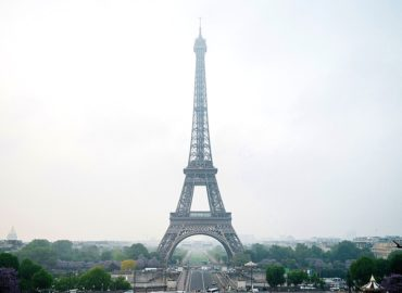 Falling in Love With Paris, The City of Light