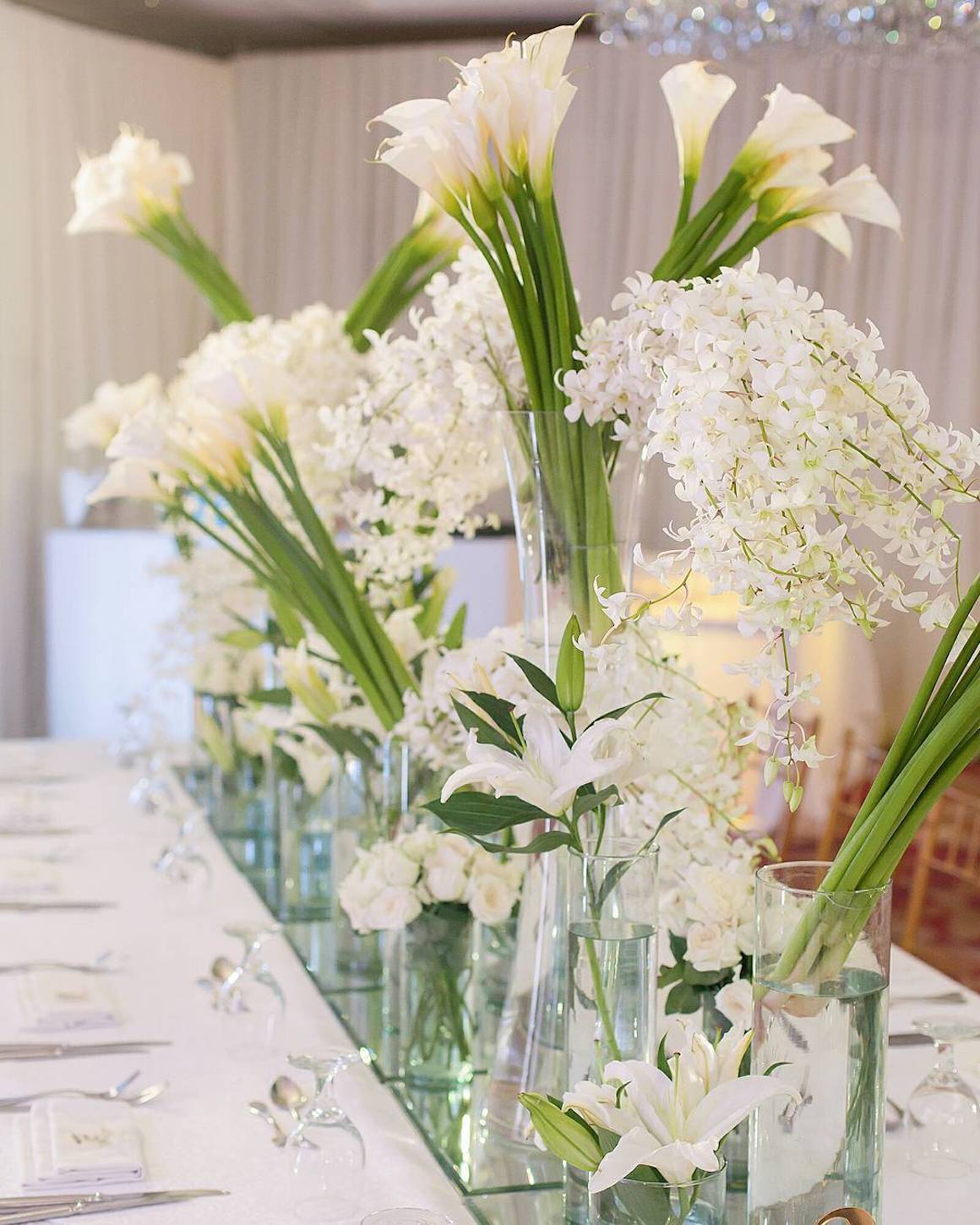 wedding Flowers, Hylah White Special Events,
