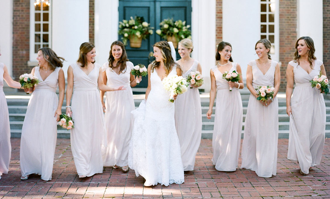 Tips for selecting your bridesmaids dresses hylah white special tips for selecting your bridesmaids dresses ombrellifo Image collections